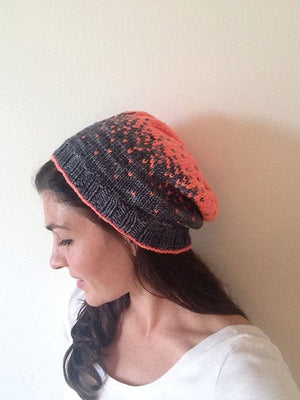 Pixelated Hat Pattern  - 4
