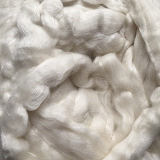 Paradise Fibers Fiber Ashland Bay Fine Merino/ De-Pigmented Yak/ Cultivated Silk Blend (4 oz bag)  - 2