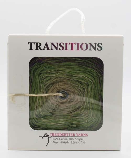 Trendsetter Yarns- Transitions Shawl Kit  - 2