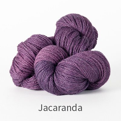 Paradise Fibers Yarn The Fibre Co. Canopy Fingering Yarn Jacaranda - 18