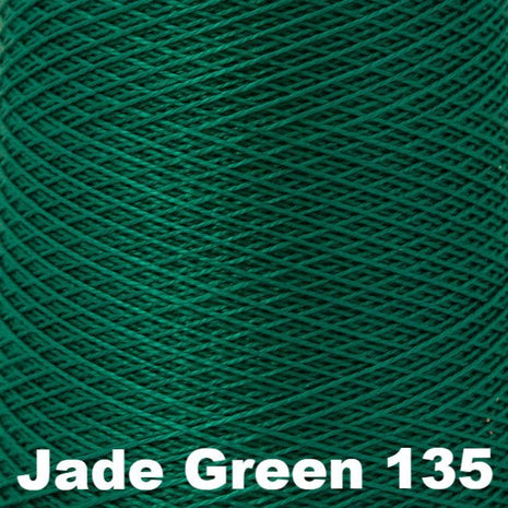 10/2 Perle Cotton 1lb Cones Jade Green 135 - 48