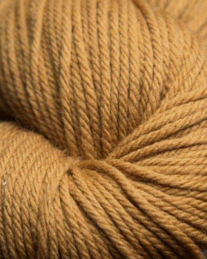 Jagger Spun Super Lamb 4/8 Worsted Weight Cone - Curry-Weaving Cones-Paradise Fibers