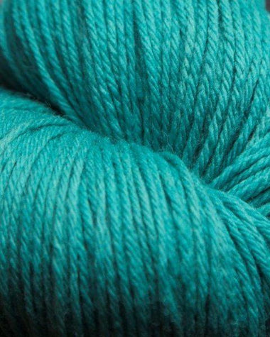 Jagger Spun Super Lamb 4/8 Worsted Weight Cone - Jade