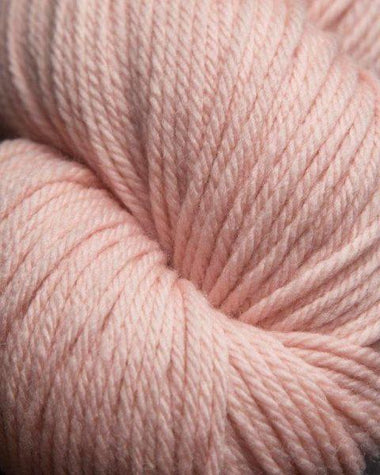 Jagger Spun Super Lamb 4/8 Worsted Weight Cone - Petal Pink-Weaving Cones-Paradise Fibers