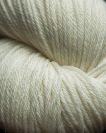 Jagger Spun Super Lamb 4/8 Worsted Weight Cone - Snow-Weaving Cones-Paradise Fibers