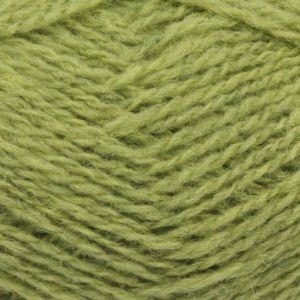 Paradise Fibers Yarn Jamieson's Shetland Spindrift Yarn - Granny Smith 1140