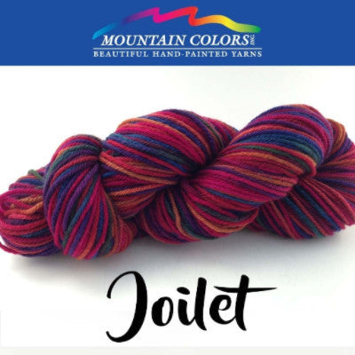 Mountain Colors Twizzlefoot Yarn Joilet - 48