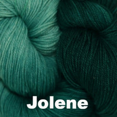 Paradise Fibers Yarn Three Irish Girls Adorn Sock Yarn Jolene - 9