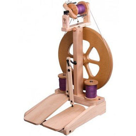 Paradise Fibers Spinning Wheel Ashford Kiwi 2 Spinning Wheel