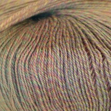 Paradise Fibers Yarn Knitting Fever Painted Desert - Chamois