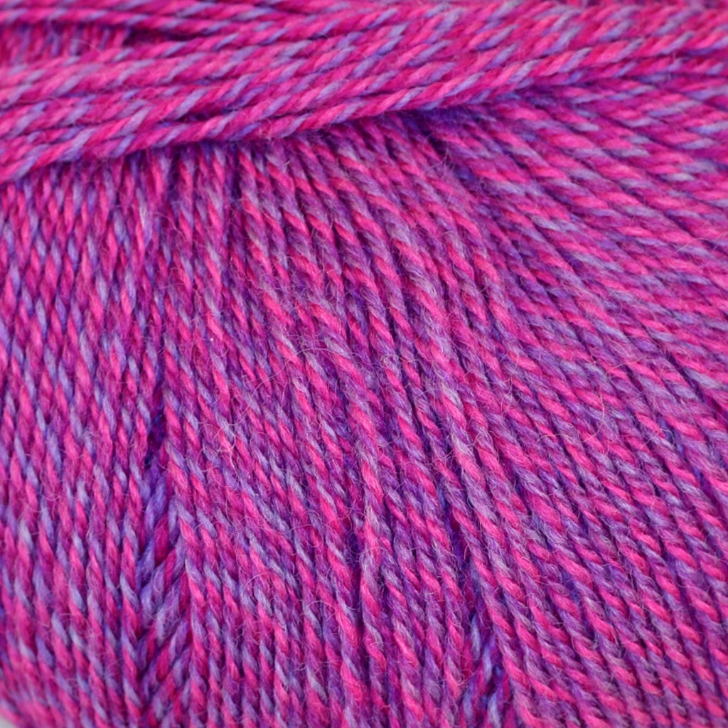 Paradise Fibers Yarn Knitting Fever Painted Desert - Mountians Majesty