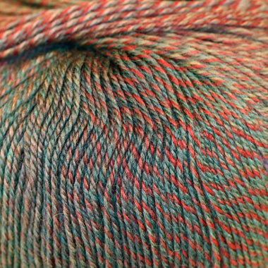 Paradise Fibers Yarn Knitting Fever Painted Desert - Spring is Sprung