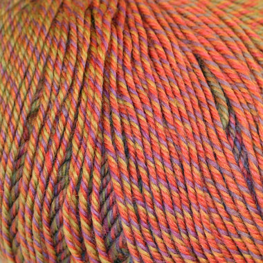 Paradise Fibers Yarn Knitting Fever Painted Sky - Amber