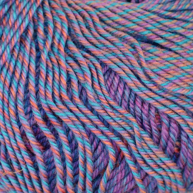 Paradise Fibers Yarn Knitting Fever Painted Sky - China Rose