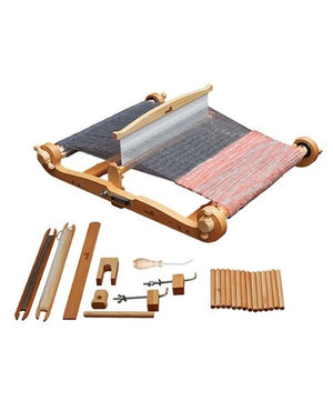 "Kromski Harp Forte Rigid Heddle Looms - Clear Finish-Looms-8""-With Stand Only-"