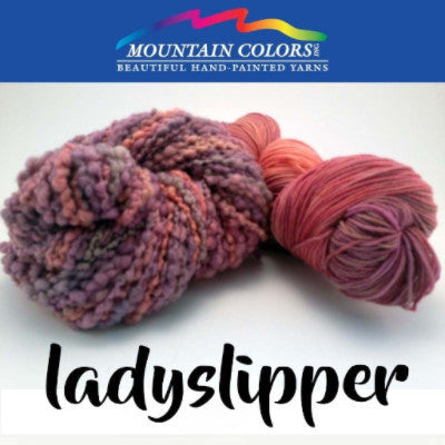 Mountain Colors Twizzlefoot Yarn Lady Slipper - 50