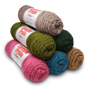 Brown Sheep Lambs Pride Worsted Yarn-Yarn-Sandy Heather M01-