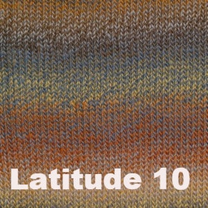 Debbie Bliss Rialto Luxury Sock Yarn Latitude 10 - 5