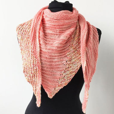 Artyarns Lazy Days Shawl Kit  - 1