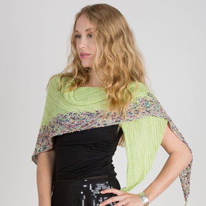 Artyarns Lazy Days Shawl Kit  - 12