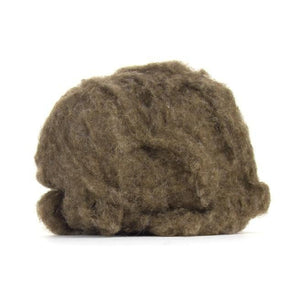 Paradise Fibers 100% De-Haired YAK Down-Fiber-Paradise Fibers-Light Brown-4oz-Paradise Fibers