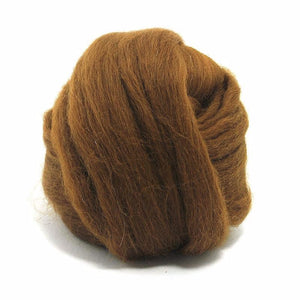 Paradise Fibers Baby Alpaca Top-Fiber-Light Brown-4oz-
