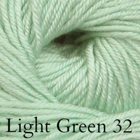 Ella Rae Cozy Soft Solids Yarn Light Green 32 - 24