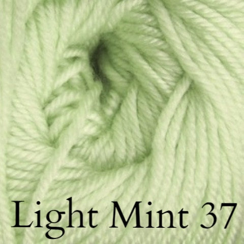 Ella Rae Cozy Soft Solids Yarn Light Mint 37 - 29