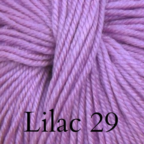 Ella Rae Cozy Soft Solids Yarn Lilac 29 - 21