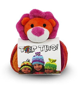 Top This! Hat Kit-Kits-Lion-