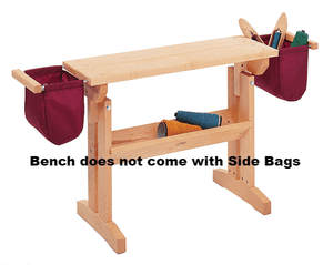 Schacht Loom Bench-Maple-