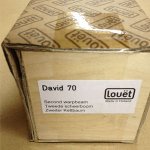 Louet Second Warp Beam for the David 70 Loom-Loom Accessory-