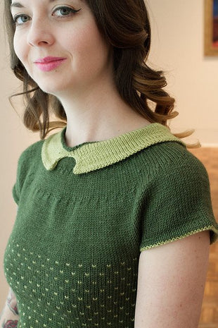 Juniper Moon Farm Lucy Collared Tee Pattern