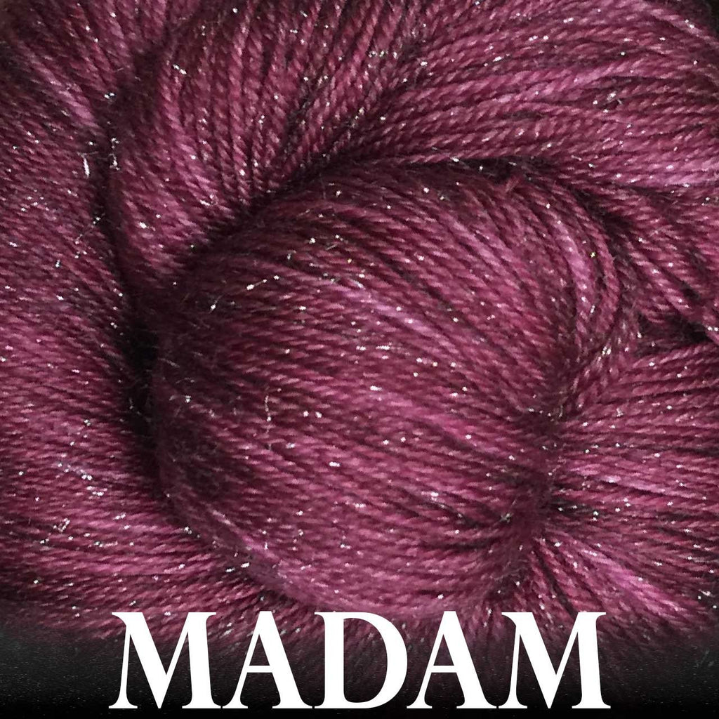 Paradise Fibers Yarn Anzula Luxury Nebula Yarn Madam - 7