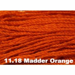 Paradise Fibers Dye Louet Gaywool Dye 100g 11.18 Madder Orange - 14