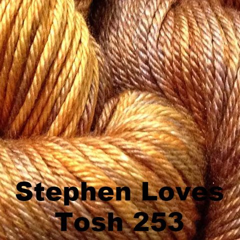Madelinetosh Silk Merino Yarn Stephen Loves Tosh 253 - 32