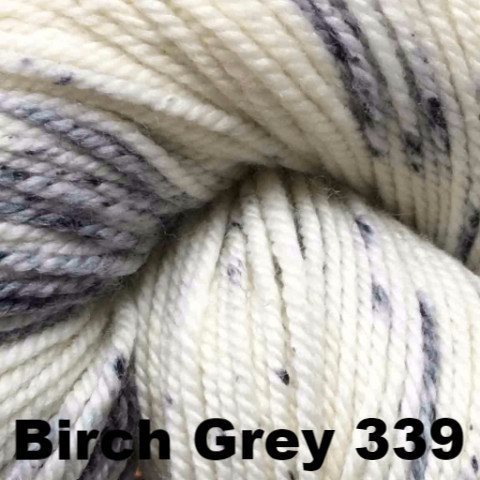 Madelinetosh Tosh Sport Yarn Birch Grey 339 - 3