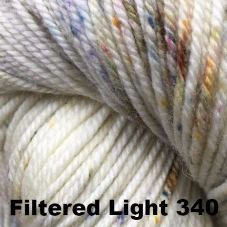 Madelinetosh Tosh Sport Yarn Filtered Light 340 - 1