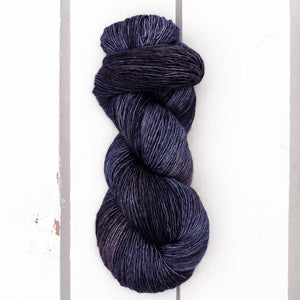 Asking for Flowers Shawl Kit-Kits-Eleven Dark-