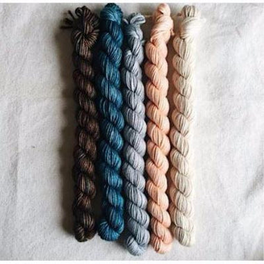 MadelineTosh Tiny Twist Kits-Yarn-Paradise Fibers