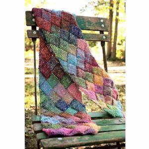 Entrelac Scarf Kit-Kits-Paradise Fibers