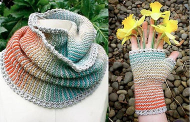 Prisma Cowl & Mitts Kit