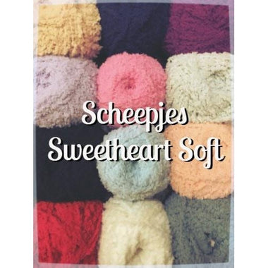 Scheepjes Sweetheart Soft Yarn