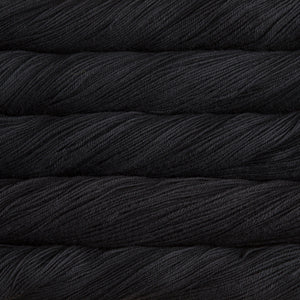 Malabrigo Sock Yarn-Yarn-Black 195-
