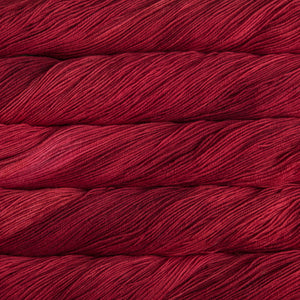 Malabrigo Sock Yarn-Yarn-Ravelry Red 611-