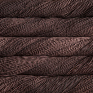 Malabrigo Sock Yarn-Yarn-Chocolate Amargo 812-