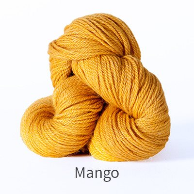 Paradise Fibers Yarn The Fibre Co. Canopy Fingering Yarn Mango - 11