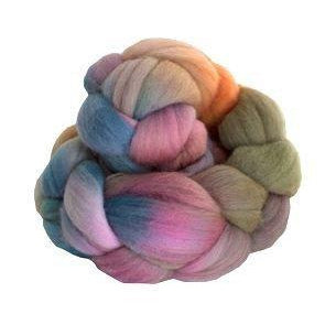 Manos del Uruguay Merino Rovings Wildflowers - 11