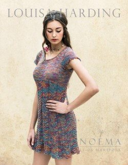 Louisa Harding Mariposa Dress Pattern