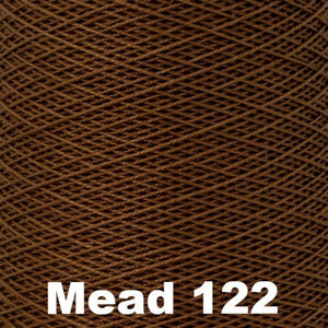 3/2 Mercerized Perle Cotton-Weaving Cones-Mead 122-